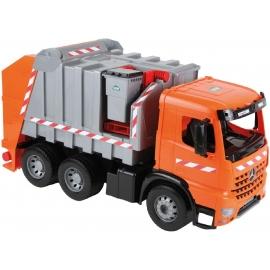 Lena - Starke Riesen - Müllwagen Arocs mit Aufkleber