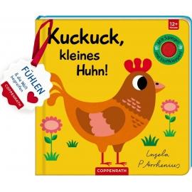 Coppenrath Verlag - Mein Filz- Fühlbuch - Kuckuck, kleines Huhn!
