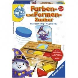 Ravensburger Spiel - Farben- und Formen-Zauber