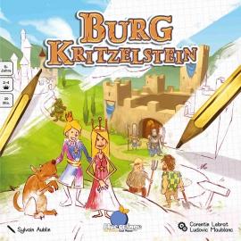 Blue Orange - Burg Kritzelstein