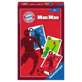 Ravensburger 234677 FC Bayern München Mau Mau
