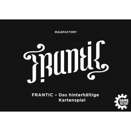 Game Factory - Frantic