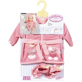 Zapf Creation - Baby Annabell Sweet Dreams Bademantel 43cm