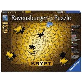 Ravensburger Puzzle - Krypt Gold, 631Teile