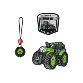 Step by Step Magic Mags Green Tractor, 3-teilig