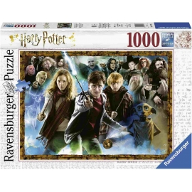 Ravensburger Puzzle - Der Zauberschüler Harry Potter, 1000 Teile