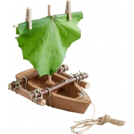 HABA - Terra Kids Korkboot Bausatz