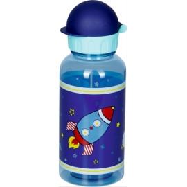Trinkflasche Rakete Kleine Freunde (Tritan/ca. 0,4 l)