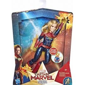 Hasbro - Captain Marvel Elektronische Superheldin