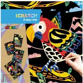 Avenir - Scratch Magic Bird