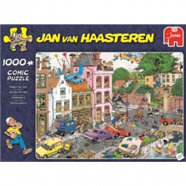 Jumbo Spiele - Jan van Haasteren - Freitag der 13. - 1000 Teile