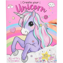 Depesche - Ylvi - Create your Unicorn Malbuch