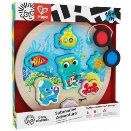 Hape - Erlebnis-Puzzle Unterwasserwelt