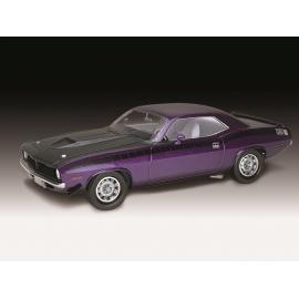 Revell - 1970er Plymouth AAR Cuda
