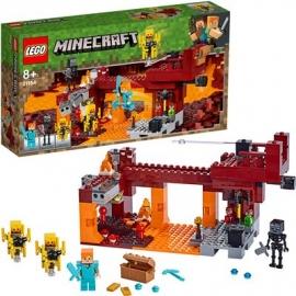 LEGO® Minecraft - 21154 Die Brücke