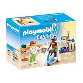 Playmobil® 70195 Beim Facharzt: Physiotherapeut