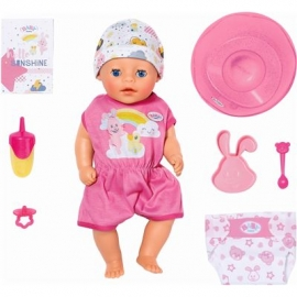 Zapf Creation - Baby born - Soft Touch Little Girl 36 cm