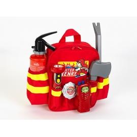 Klein, Theo - Fire Fighter Henry Feuerwehr Rucksack Rucksack