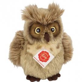 Teddy-Hermann - Eule graubraun 17 cm
