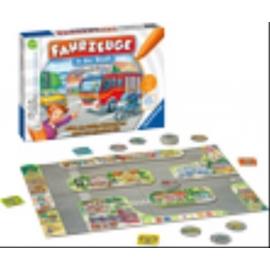 Ravensburger 008483 tiptoi® Fahrzeuge in der Stadt