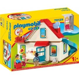 PLAYMOBIL 70129 - 1.2.3 - Einfamilienhaus