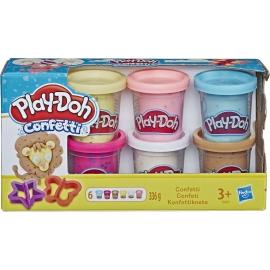Hasbro - Play-Doh - Konfettiknete