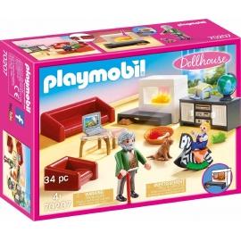 Playmobil® 70207 - Dollhouse - Gemütliches Wohnzimmer