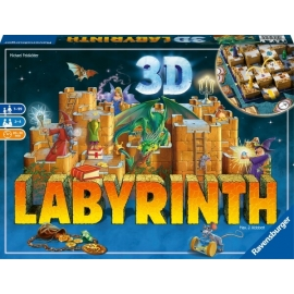 Ravensburger 261130 Das verrückte Labyrinth 3D