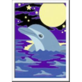 Ravensburger 276943 Malen nach Zahlen Kleiner Delfin