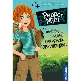 KOSMOS - Pepper Mint und das verrückt fantastische Forscherbuch