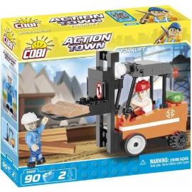 COBI - Action Town - Forklift