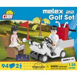 COBI - Youngtimer Collection - Melex Golf Car