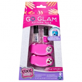 Spin Master - Cool Maker - Go Glam Nail Fashion Pack