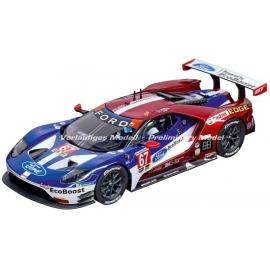 CARRERA DIGITAL 124 - Ford GT Race Car   No.67