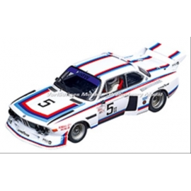 CARRERA DIGITAL 132 - BMW 3.5 CSL   No.5  , 6h Watkins Glen 1979