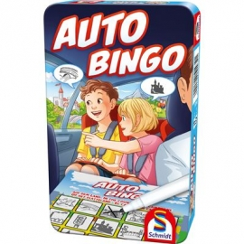 Schmidt Spiele - Auto Bingo