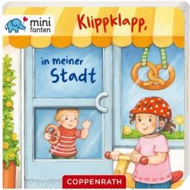 Coppenrath Verlag - minifanten - Klippklapp, in meiner Stadt