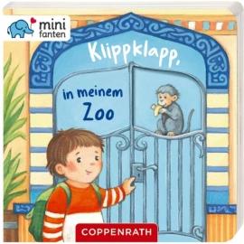 Coppenrath Verlag - minifanten - Klippklapp,  in meinem Zoo