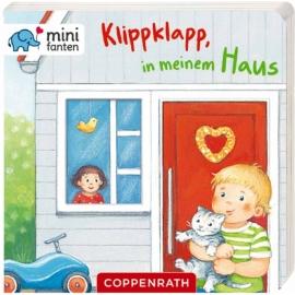 Coppenrath Verlag - minifanten - Klippklapp, in meinem Haus