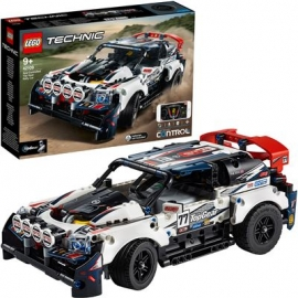 LEGO® Technic - 42109 Top-Gear Ralleyauto mit App-Steuerung