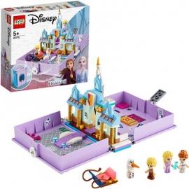 LEGO® Disney™ Princess - 43175 Annas und Elsas Märchenbuch