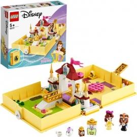 LEGO® Disney™ Princess - 43177 Belles Märchenbuch