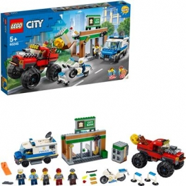 LEGO® City - 60245 Raubüberfall mit dem Monster-Truck