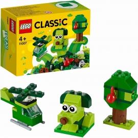 LEGO® Classic - 11007 Grünes Kreativ-Set