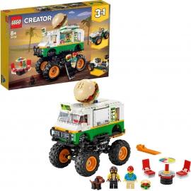 LEGO® Creator - 31104 Burger-Monster-Truck
