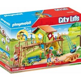 Playmobil® 70281 - City Life - Abenteuerspielplatz