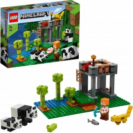 LEGO® Minecraft - 21158 Der Panda-Kindergarten