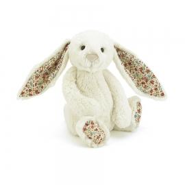 Bashful Blossom Bunny Cream medium