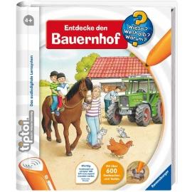 Ravensburger Buch - Wieso? Weshalb? Warum? - tiptoi - Entdecke den Bauernhof