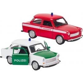 GoKi Trabant 601 Polizei, Feuerwehr aus Sprit
